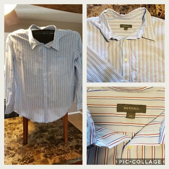 Merona Other - Merona XXL Men's Dress Shirt